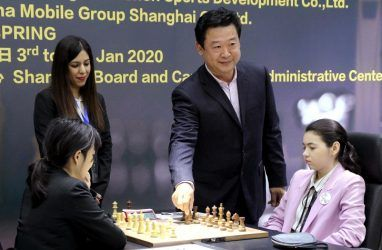 Участницы матча за звание чемпионки мира по шахматам прилетели во Владивосток