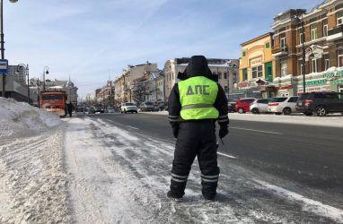 Водители из Приморского края оказались лишь на 27-м месте в рейтинге самых «быстрых»