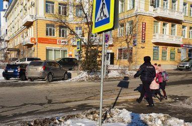 Нерадивых пешеходов искали на дорогах Приморья в ходе специального рейда