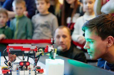 Во Владивостоке покажут «лазерные бои» роботов