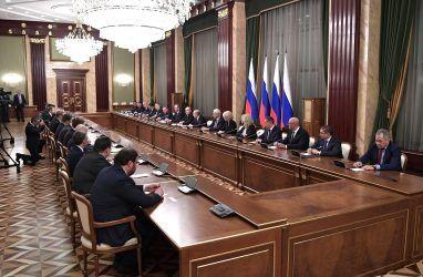 Трутнев и Козлов сохранили посты в новом составе правительства России