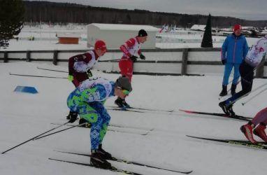 Приморские лыжники завоевали четыре медали на первенстве России