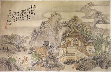 Мастерская традиционной китайской живописи будет работать во Владивостоке три дня