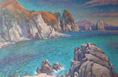 Во Владивостоке откроется выставка Николая и Любови Степановых и Николая Наврося