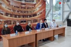 <strong>Во Владивостоке прошла пресс-конференция, посвящённая премьере балета «Тысяча и одна ночь» на Приморской сцене Мариинского театра</strong>