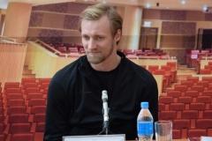 <strong>Сергей Уманец, ведущий солист балетной труппы Приморской сцены Мариинского театра</strong>