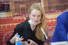 <strong>Анна Самострелова, ведущая солистка балетной труппы Приморской сцены Мариинского театра</strong>