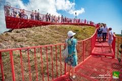 Уникальную видовую площадку открыли во Владивостоке