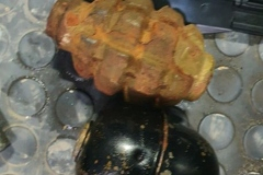 <strong>У приморца обнаружили целый склад с боеприпасами. Фото - пресс-служба УМВД России по Приморскому краю</strong>