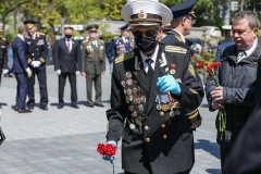 <strong>В Приморье почтили память пограничников</strong>