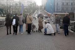 Сеанс бьютивандализма состоялся в центре Владивостока