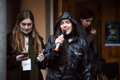 Координатор фестиваля Яна Гапоненко