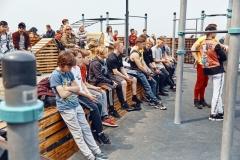 Новый воркаут-сезон открыли во Владивостоке