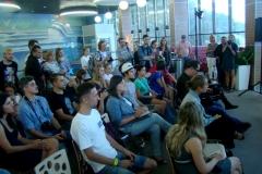 <strong>Третий по счету фестиваль V-ROX стартовал в краевом центре Приморья 18 августа и продлится до 21 августа</strong>