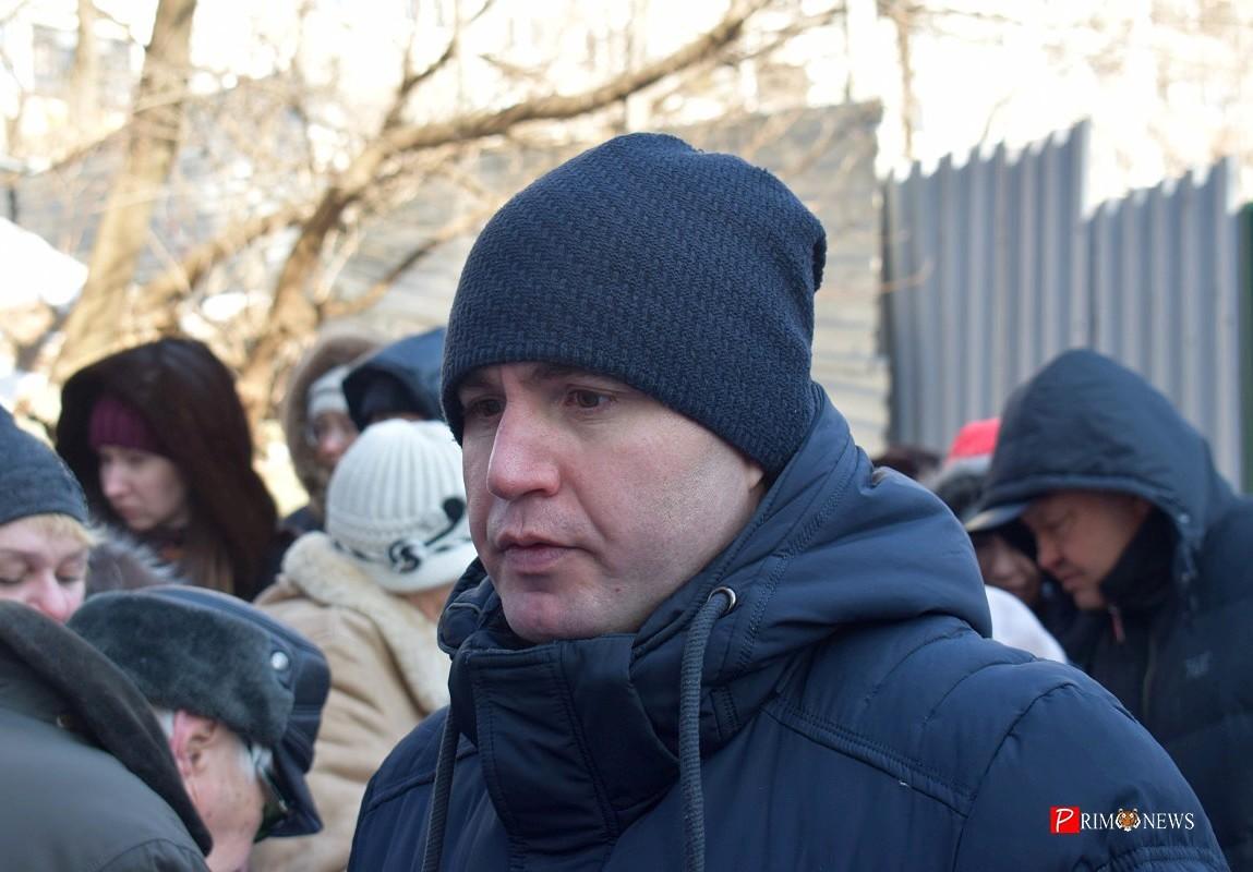 <strong>Организатор собрания Сергей Мильвит</strong>