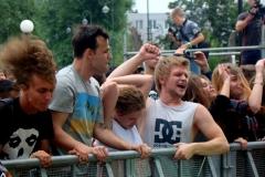 <strong>Во второй день фестиваля, 20 августа, на двух основных сценах «Солнечная палуба» и «Звездная палуба» выступили коллективы из России, Южной Кореи, Китая, Монголии, Нидерландов, Тайваня, Австралии и США.</strong>