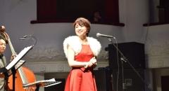 Вокалистка Мисудзу, пение которой на родине называют «новым стилем джазового исполнения»