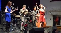 Группа Misuzu Quartet широко популярна в Японии.