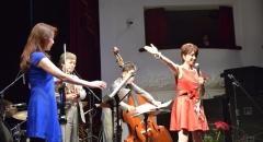 Под конец выступления группы Misuzu Quartet восторженные зрители просили японских музыкантов выступить на бис.
