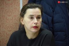 <strong>Житель Первомайского района Ольга Владимировна Дымникова</strong>