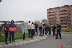 <strong>Жители Владивостока вышли на борьбу с сомнительной, на их взгляд, стоянкой</strong>