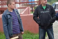 <strong>Автостоянку хотят развернуть напротив дома №14 по улице Адмирала Смирнова на земле, которая в собственность жильцов не оформлена</strong>