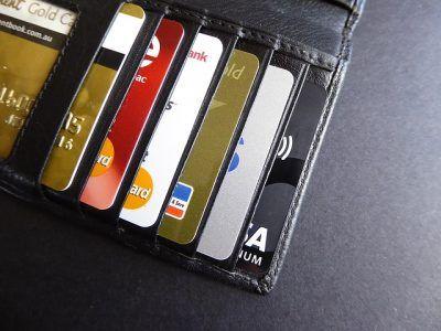 банковская карта, кредитка, кошелек, бумажник, деньги