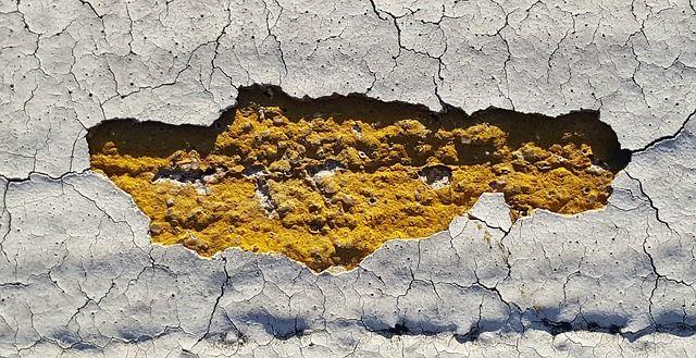 Трещина, стена. Фото - pixabay