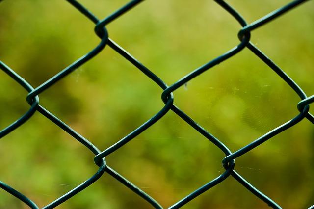 тюрьма, решетка, забор