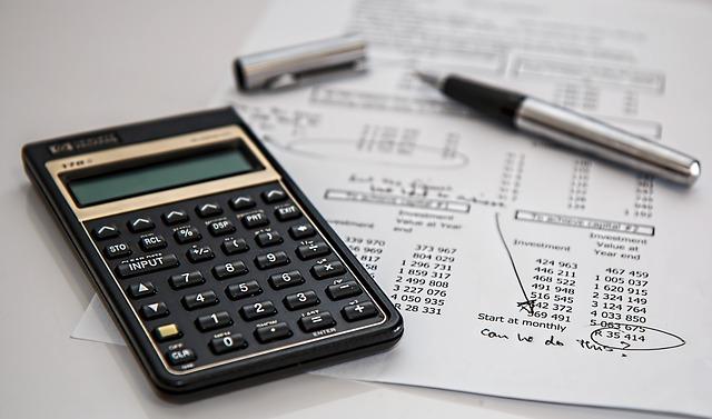Калькулятор, документы