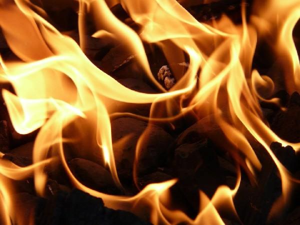 пожар, огонь, пламя