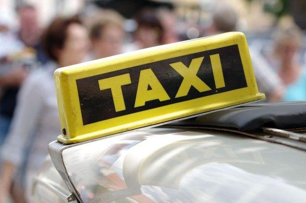 Такси, авто