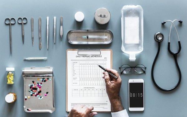 Врач, доктор, медицина, медицинские инструменты, больница