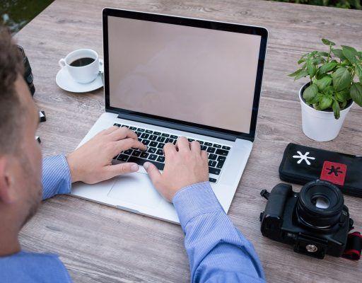 Ноутбук, компьютер, бизнес, Интернет