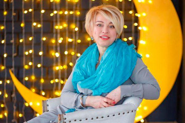 Наталья Бондаренко. Фотография пресс-службы администрации Находки