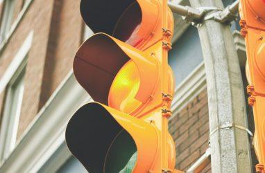 В центре Владивостока установят новые светофор и дорожные знаки