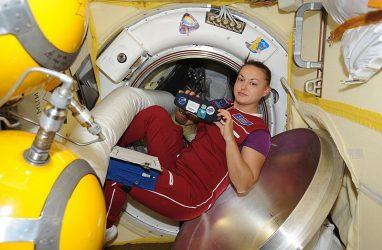 Космонавт из Приморья смогла разглядеть с борта МКС, как Украина бомбила Донбасс