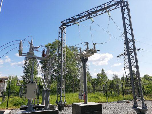Электрооборудование, подстанция