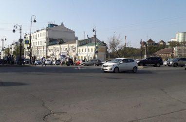 Автомобилисты в Приморье стали пользоваться мобильным приложением «Помощник ОСАГО»