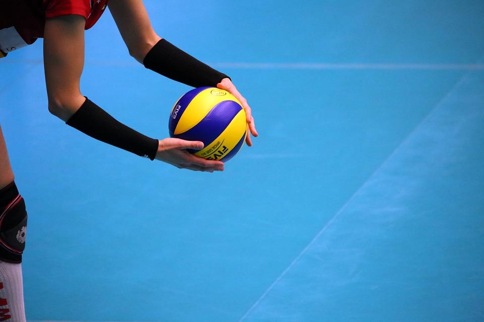 Волейбол, мяч