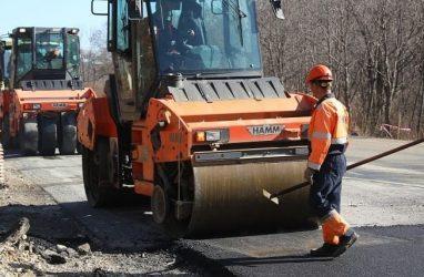 В Приморье 30 км трассы «Уссури» реконструируют за 4,85 млрд рублей