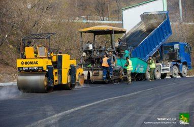 Стало известно, какие ещё дороги отремонтируют во Владивостоке