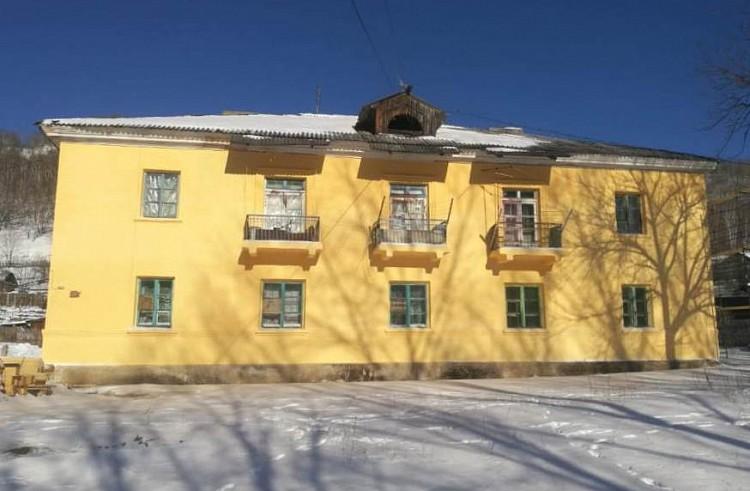 Жилой дом. Фото – Фонд капитального ремонта многоквартирных домов Приморского края