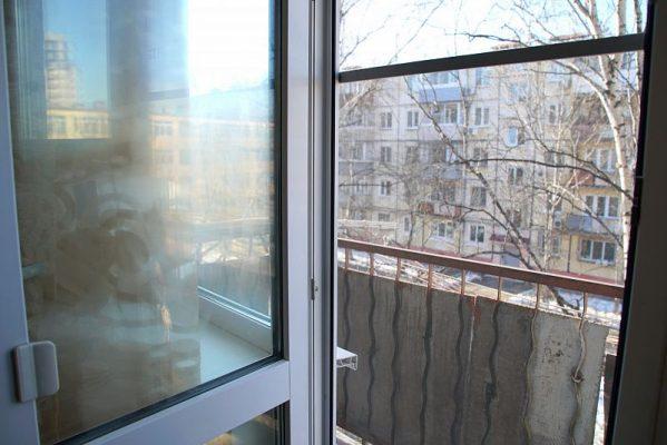 Квартира, жилье, балкон, жилой дом