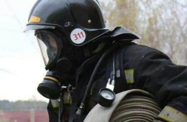 Жительница Приморья поблагодарила пожарного за мужество и профессионализм