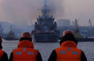 Выяснилось, почему опустела набережная для боевых кораблей во Владивостоке