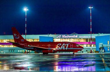 Аэропорт Владивосток впервые за последние годы сократил пассажиропоток