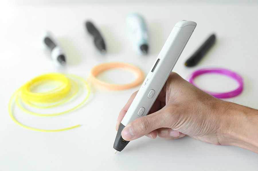 На что обращать внимание при выборе 3D-ручки?