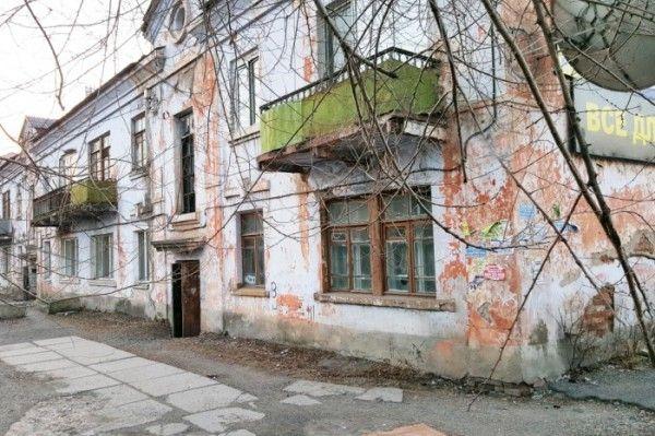 Аварийное жилье в Уссурийске, дом, жилье. Фото - пресс-служба Уссурийского городского округа