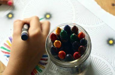 Родителям в Приморье порекомендовали оставлять дошколят дома